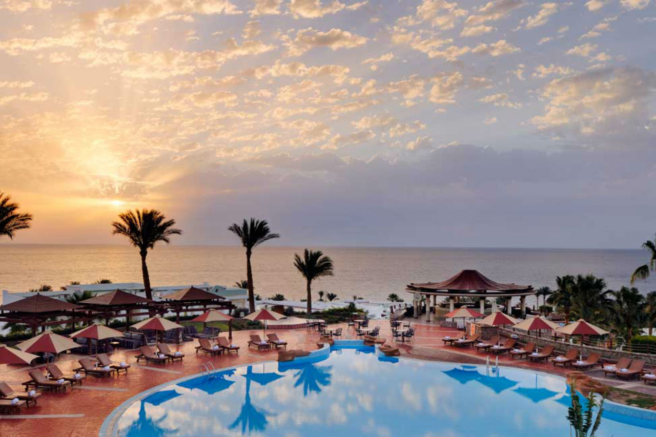 Hotell Marriott, Sharm el Sheik, Egypt