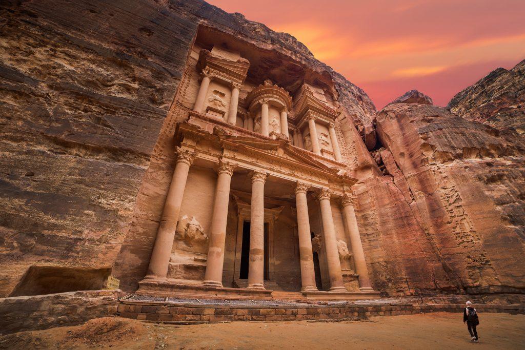 Bilde av Al Khazneh | Reis til Petra med Amisol