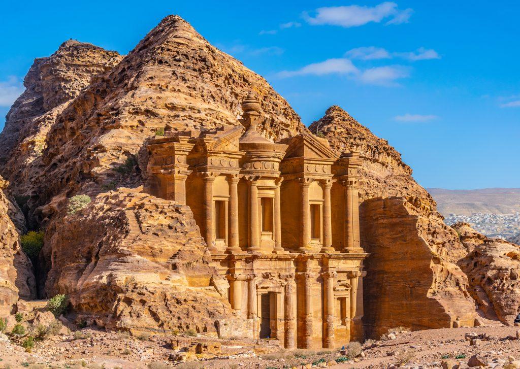 Bilde av Al-Deir | Reis til Petra med Amisol