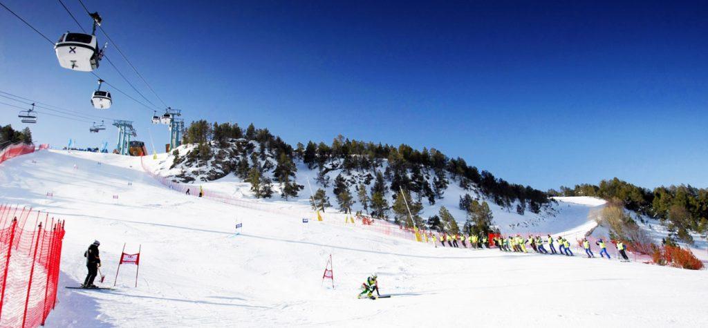 Soldeu i Andorra